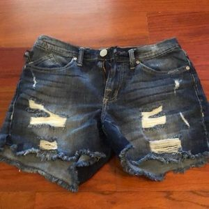 Rock & Republic dark wash denim jeans